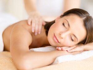 Massaggio Schiena decontratturante