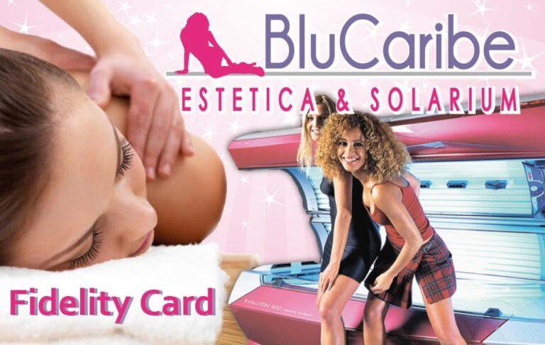 Gift Card Blu Caribe