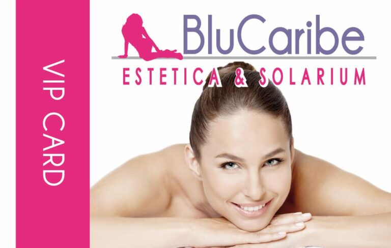 Vip Card Blu Caribe